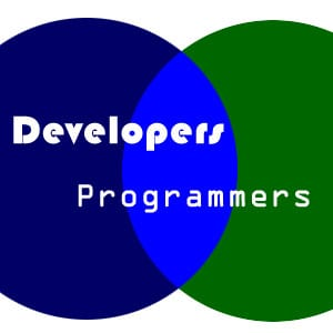 Developers and Programmers - What's the difference?