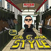 Gangnam Style by Psy iTunes Cover