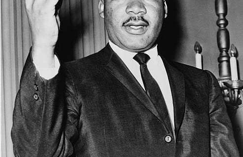 Martin Luther King Jr's Christmas Message of Peace is Still Relevant Today