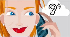 Telephone job interviews are an important step in getting the job.