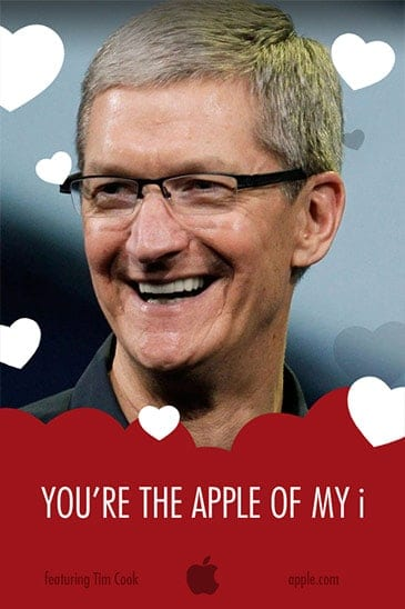 Super geeky Valentines with cheesy pickup lines