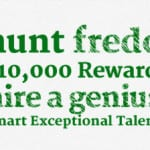 HuntFredd.com - can Fredd land a job with this website?