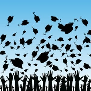 New grads from the great recession are being welcomed by many employers
