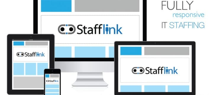 Stafflink gets a big website makeover