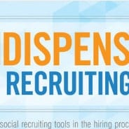 Infographic: 30 best social recruiting tools for 2014