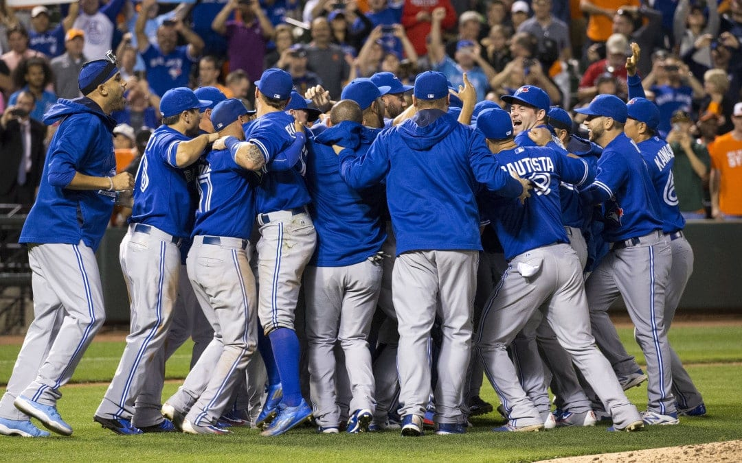#ComeTogether: Bringing Some Blue Jays Magic To Your Team